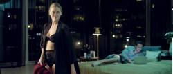 Estella Warren nude but covered and hot sex and Sarah Butler nude topless and butt - The Stranger Within (2013) HD 1080p (11)