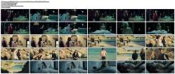 Estella Warren nude but covered and hot sex and Sarah Butler nude topless and butt - The Stranger Within (2013) HD 1080p (1)
