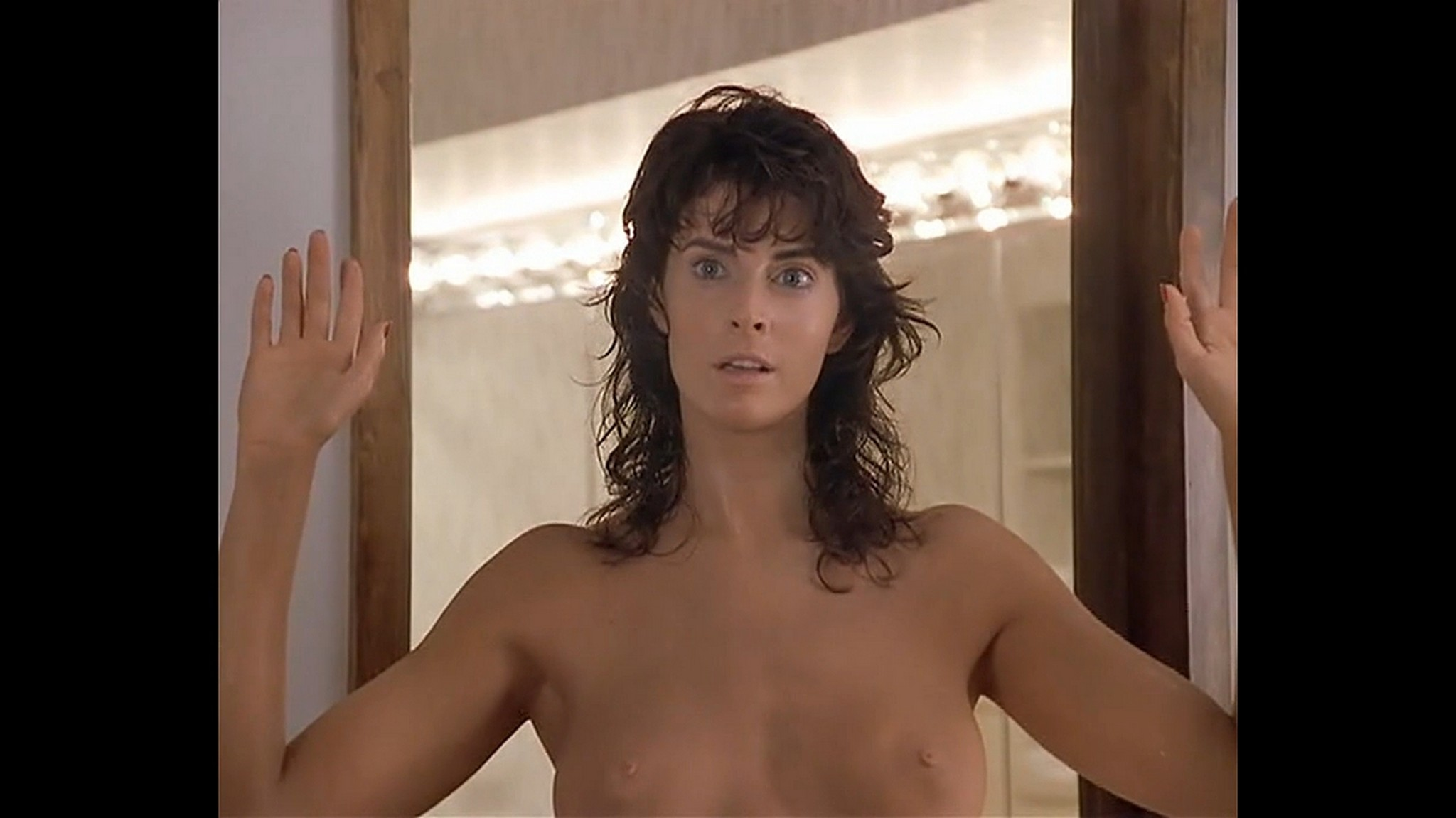 Joan Severance nude topless - See No Evil Hear No Evil (1989) HD 720/1080p (15)