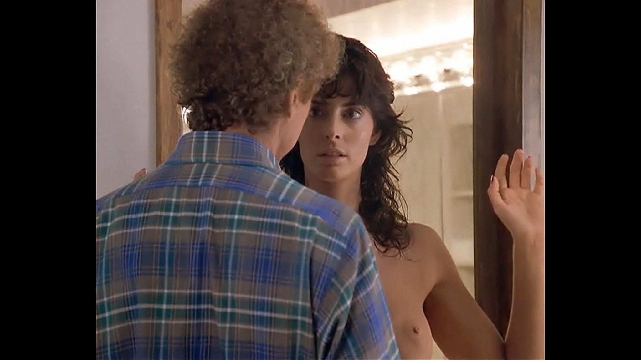 Joan Severance nude topless - See No Evil Hear No Evil (1989) HD 720/1080p (14)