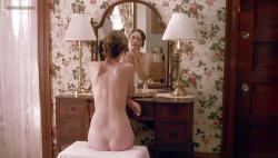 Julianne Nicholson nude full frontal bush topless and sex - Flannel Pajamas (2005)