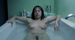 Cristina Brondo nude bush wet and topless - Hipnos (2004)