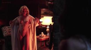 Angel McCord nude full frontal Heather Roop nude topless and lesbian sex and Cora Benesh nude topless sex - The Sacred (2012)