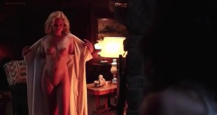 Angel McCordnude full frontal Heather Roop nude topless and lesbian sex and Cora Beneshnude topless sex - The Sacred (2012)