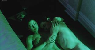 Dana Delany nude bush topless and some sex - Light Sleeper (1992) HD 1080p (4)