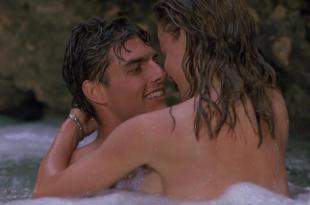 Gina Gershon nude topless and sex Kelly Lynch hot in the thong and  Elisabeth Shue nearly nude skinny dipping and sex – Cocktail (1988) hd720p