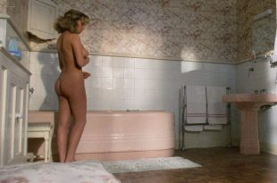 Elisabeth Shue nude in the shower but body double by Jayne Grosvenor - Link (1986) HD 1080p BluRay