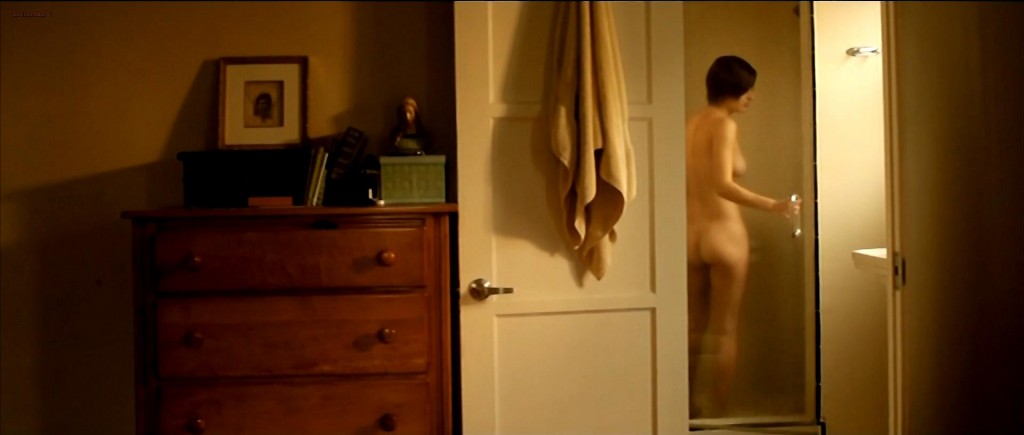 Katie Keene nude butt naked in the shower and nude side boob - Lost Lake (2012) hd1080p