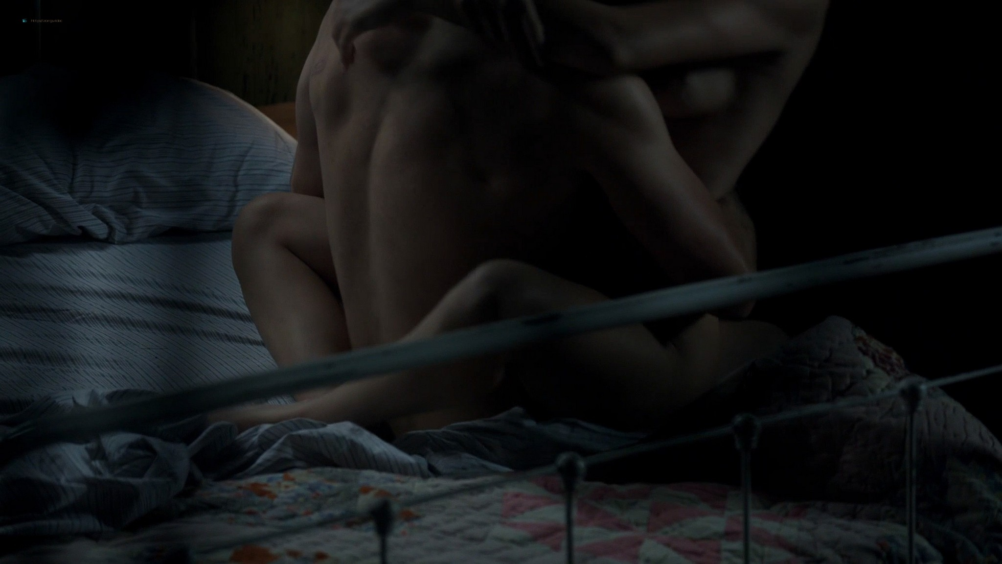 Odette Annable nudehot sex butt and side boob - Banshee (2014) s2e1-2 HD 1080p (4)