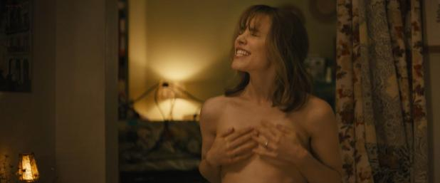 Rachel McAdams hot and sexy stripping to bra and panties - About Time (2013) hd1080p