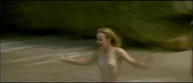 Rachel McAdams nude topless and Lori Hallier nude topless - My Name Is Tanino (2002)