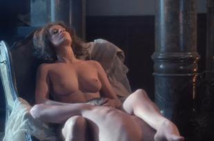 Sylvia Kristel nude topless bush and sex - Mata Hari (1985) hd720p