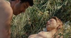 Léa Seydoux nude full frontal bush and sex - Grand Central (2013) hd1080p