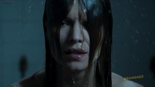 Ivana Milicevic nude side boob and butt naked in the shower - Banshee (2013) s2e5 hd1080p (8)