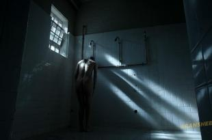 Ivana Milicevic nude side boob and butt naked in the shower – Banshee (2013) s2e5 hd1080p