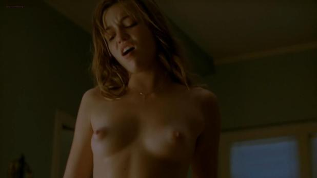 Lili Simmons nude topless butt and sex in - True Detective (2014) s1e6 hd720p