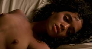 Lisa Bonet nude topless bloody and hot sex and Elizabeth Whitcraft nude topless in - Angel Heart (1987) hd1080p (5)