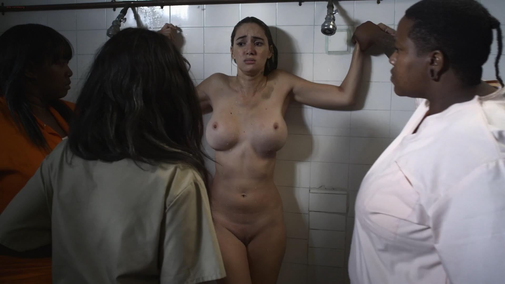 Sara Malakul Lane nude topless sex and lesbian - Jailbait (2013) hd1080p