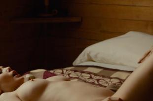 Elizabeth Olsen nude topless and sex - Oldboy (2013) hd1080p
