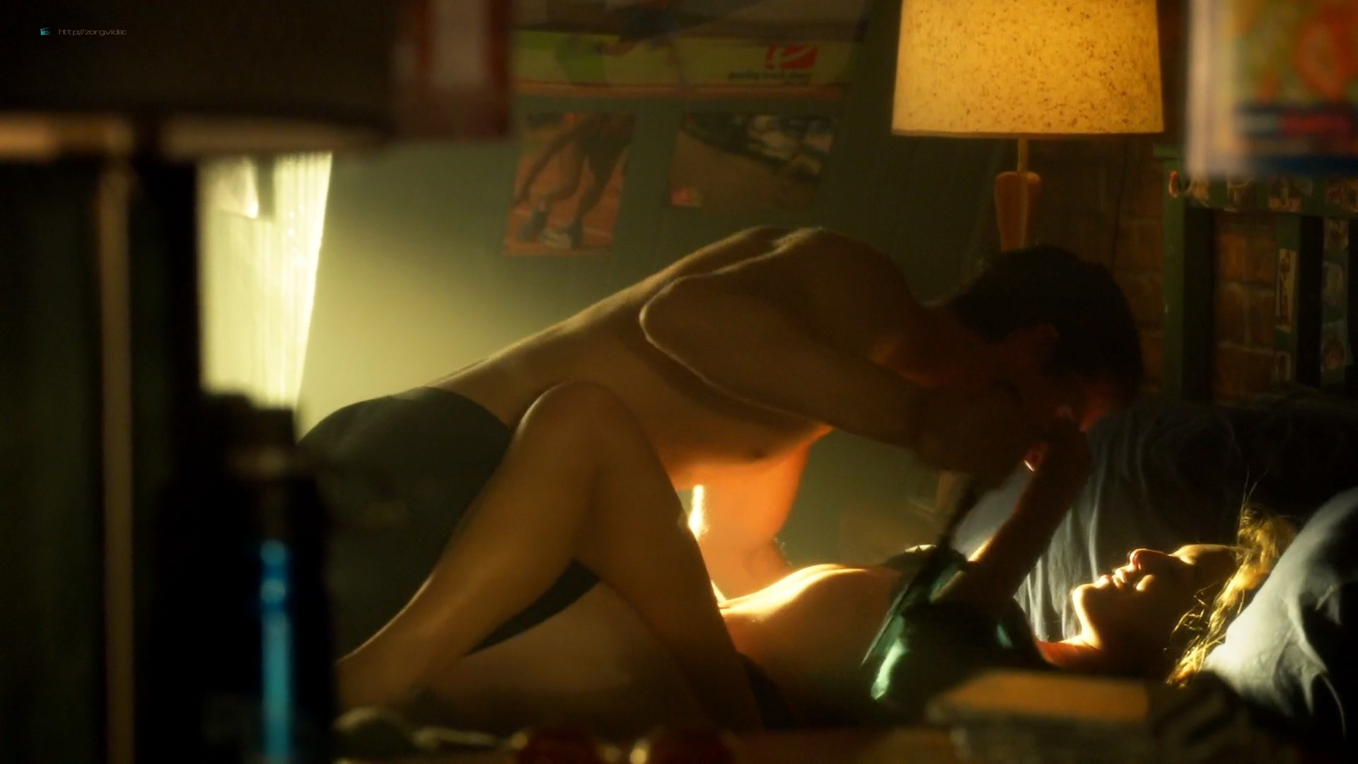 Alexa Vega hot and some sex - The Tomorrow People (2014) s1e18-19 HD (9)