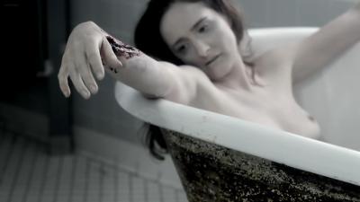 Caitlin Stainken nude topless in - 24 Exposures (2013) hd1080p