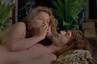 Greta Scacchi butt naked and Eva Marie Bryer brief nude topless and sex in – The Red Violin (1998) hd1080p