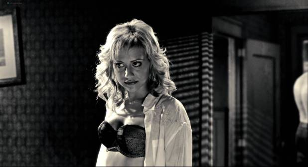 Jaime King nude Jessica Alba hot Carla Gugino nude other's hot - Sin City (2005) HD 1080p BluRay (5)
