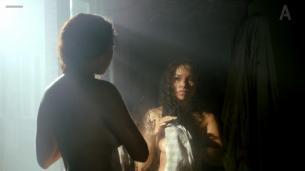 Jessica Parker Kennedy nude butt side boob and bush - Black Sails (2014) s1e8 hd720p