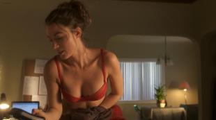 Natalie Zea hot not nude in lingerie and sex in - Sweet Talk (2013) hd1080p