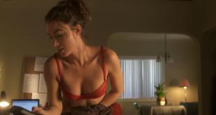 Natalie Zea not nude but hot in lingerie and sex in - Sweet Talk (2013) hd1080p