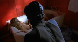 Natasha Richardson nude bush and topless in the bath - Patty Hearst (1988)