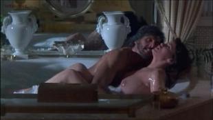 Trine Michelsen nude Sabrina Salerno nude in the shower and Serena Grandi nude topless in - Delirium (1987)