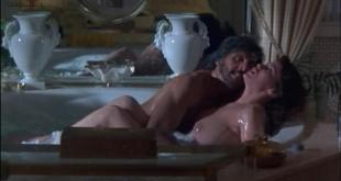 Sabrina Salerno nude busty topless - Delirium (1987)