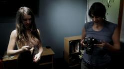 Sophia Takal and Caroline White all nude in hot lesbian scene - 24 Exposures (2013) hd1080p