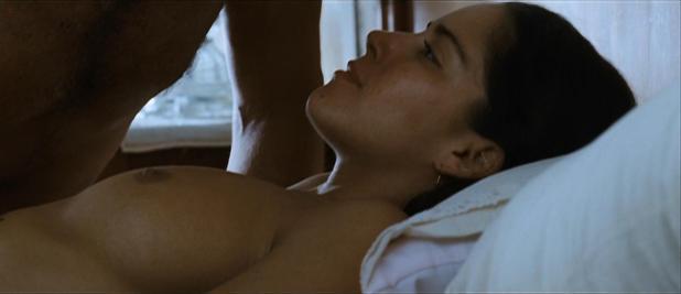 Ana Claudia Talancon nude topless and sex in - Arrancame la vida(2008) hd1080p