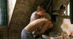 Isild Le Besco nude topless in - Le cout de la vie (FR-2003)