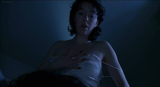 Jennifer Connelly nude side boob nipple and sex in - Waking the Dead (2000) HD 1080p (8)