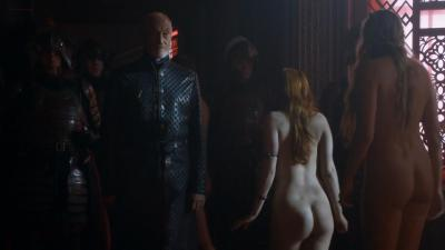 Josephine Gillan nude full frontal Indra Varma hot but not nude and other nude actress in - Game of Thrones (2004) s4e3 hd720p