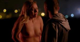 Kelsey Hardwick nude topless - Abducted (2014)