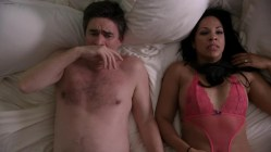 Amanda Brugel not nude but hot sexy and sex - Sex After Kids (2013) hd1080p