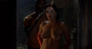 Francesca Rettondini nude topless and butt - Ghost Ship (2002) hd720p