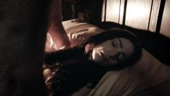 Janet Montgomery nude sex and Elise Eberle nude butt - Salem (2014) s1e6 hd1080p (6)