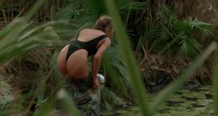 Linda Kozlowski hot and sexy in - Crocodile Dundee (1986) hd1080p