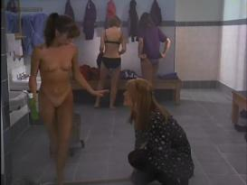 Stacey Green nude full frontal and Lisha Snelgrove nude - Just One of the Girls (1992)