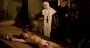 Susan Hemingway nude full frontal and bush - Love Letters of a Portuguese Nun (1977) hd720p