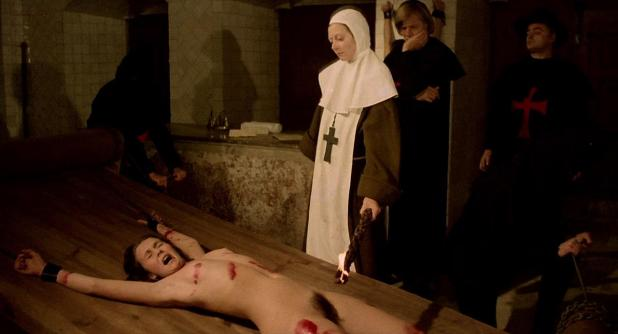 Susan Hemingway nude full frontal and bush - Love Letters of a Portuguese Nun (1977) hd720p 11