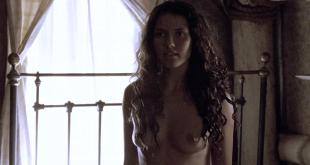 Tanit Phoenix not nude but hot and Alyssa Pridham nude topless - Gallowwalkers (2013) hd1080p1