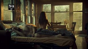 Tatiana Maslany nude brief side boob in - Orphan Black (2014) s2e7 hd720p