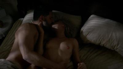 Karolina Wydra nude sex and Anna Paquin nude topless and sex - True Blood (2014) s7e1 hd1080p (3)