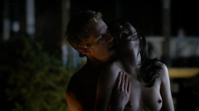 Karolina Wydra nude sex and Anna Paquin nude topless and sex - True Blood (2014) s7e1 hd1080p (9)
